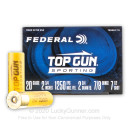 """Bulk 20 Gauge Ammo For Sale - 2-3/4"""" 7/8oz. #7.5 Shot Ammunition in Stock by Federal Top Gun Sporting - 250 Rounds"""