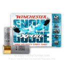 "Premium 12 Gauge Ammo For Sale - 3"" 1-1/4oz. BB Steel Shot Ammunition in Stock by Winchester Snow Goose - 25 Rounds"