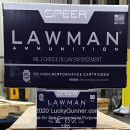 Bulk 40 S&W Ammo For Sale - 165 Grain TMJ Ammunition in Stock by Speer Lawman - 1000 Rounds