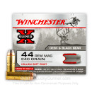 44 Magnum Ammo For Sale - 240 gr HSP Winchester Super-X Ammunition In Stock - 20 Rounds