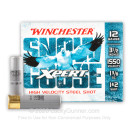 "Premium 12 Gauge Ammo For Sale - 3-1/2"" 1-3/8oz. #1/#2 Steel Shot Ammunition in Stock by Winchester Xpert Snow Goose - 25 Rounds"