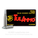 Cheap Tula 223 Rem Ammo For Sale - 55 grain HP Ammunition In Stock