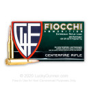 Cheap 260 Rem Ammo For Sale - 129 Grain SST Ammunition in Stock by Fiocchi - 20 Rounds