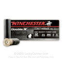 "12 Gauge Ammo - Winchester Double-X 3-1/2"" #6 Shot - 10 Rounds"