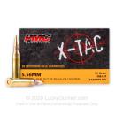 Bulk 5.56x45 XP193 PMC Ammo For Sale - 55 gr FMJ Ammunition In Stock