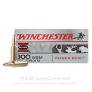 Cheap 300 WSM Ammo For Sale - 180 Grain Power-Point Ammunition in Stock by Winchester Super-X - 20 Rounds