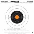 """25 Yard Pistol Slow Fire Targets For Sale - 25 - 14.5"""" Re-Stick Targets - Champion Targets For Sale"""
