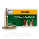 308 Ammo For Sale - 150 gr SPCE - Sellier & Bellot Ammo Online
