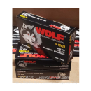 Cheap 5.45x39 Ammo For Sale - 60 Grain FMJ Ammunition in Stock by Wolf PolyFormance - 20 Rounds