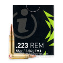 Bulk 223 Rem Ammo For Sale - 55 Grain FMJ Ammunition in Stock by Igman - 1000 Rounds
