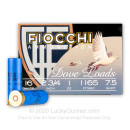 "Cheap 16 Gauge Ammo For Sale - 2-3/4"" 1oz. #7.5 Shot Ammunition in Stock by Fiocchi Game & Target - 25 Rounds"