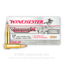 Premium 17 WSM Ammo For Sale - 15 Grain Polymer Tip Ammunition in Stock by Winchester Varmint X Lead Free - 50 Rounds