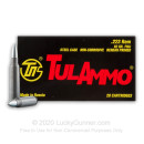 Cheap Tula 223 Rem Ammo For Sale - 62  grain FMJ Ammunition In Stock