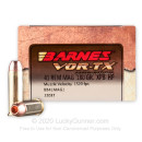 Premium 41 Remington Mag Ammo For Sale - 180 Grain XPB HP Ammunition in Stock by Barnes VOR-TX - 20 Rounds