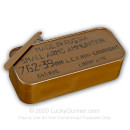 7.62x39 Ammo In Stock - 122 gr FMJ - 7.62x39 Ammunition by Tula For Sale - 640 Round Tin