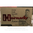 Premium 243 Ammo For Sale - 87 Grain V-MAX Ammunition in Stock by Hornady Custom - 20 Rounds