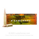 Premium 308 Win Ammo For Sale - 150 gr - Federal Fusion MSR Ammo Online - 20 Rounds