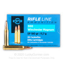 Cheap 300 Winchester Magnum Ammo For Sale - 180 Grain SP Ammunition in Stock by Prvi Partizan - 200 Rounds