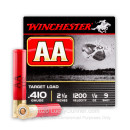 "Bulk 410 Gauge Winchester AA High Strength 2 1/2"" #9 Shot Ammo For Sale At Lucky Gunner - 250 Rounds"