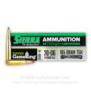 Premium 30-06 Ammo For Sale - 165 Grain GameChanger Ammunition in Stock by Sierra - 20 Rounds