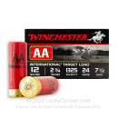 "12 Gauge Ammo - Winchester AA International Target 2-3/4"" #7.5 Shot - 25 Rounds"