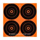 """Big Burst Targets For Sale - 12 - 6"""" Targets - Birchwood Casey Targets For Sale"""