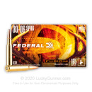 30-06 Ammo For Sale - 165 gr - Federal Fusion Ammo Online