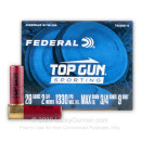 """Cheap 28 Gauge Ammo For Sale - 2-3/4"""" 3/4oz. #9 Shot Ammunition in Stock by Federal Top Gun Sporting - 25 Rounds"""