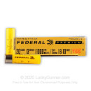 """Premium 20 Gauge Ammo For Sale - 3"""" 1-5/8oz. #8/10 Shot Ammunition in Stock by Federal Heavyweight TSS - 5 Rounds"""