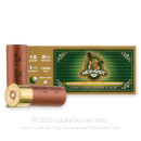 "Premium 12 Gauge Ammo For Sale - 2-3/4"" 1-1/4oz. #4 Shot Ammunition in Stock by Hevi-Shot Duck - 10 Rounds"