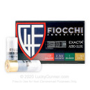 "Bulk 12 Gauge Ammo For Sale - 2-3/4"" 1 oz. Rifled Slug Ammunition in Stock by Fiocchi Exacta Aero - 250 Rounds"