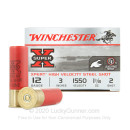 "12 Gauge Ammo - Winchester Super-X Waterfowl 3"" #2 Shot - 25 Rounds"