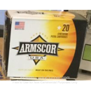 Cheap 380 Auto Ammo For Sale - 95 Grain JHP Ammunition in Stock by Armscor - 20 Rounds