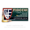 Bulk 223 Rem Ammo For Sale - 55 Grain V-MAX polymer tip Ammunition in Stock by Fiocchi - 1000 Rounds