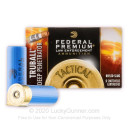 "Premium 12 Gauge Ammo For Sale - 2-3/4"" 1oz. Rifled Slug Ammunition in Stock by Federal LE TruBall Deep Penetrator - 250 Rounds"