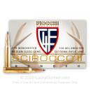 Premium 270 Win Ammo For Sale - 130 Grain Scirocco II PTS Ammunition in Stock by Fiocchi Extrema - 20 Rounds