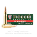 Cheap 308 Winchester Hunting Ammo - 180 gr soft point boat tail - Fiocchi - 20 Rounds