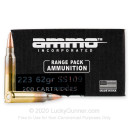 Cheap 223 Rem Ammo For Sale - 62 Grain FMJ SS109 Ammunition in Stock by Ammo Inc. - 200 Rounds