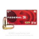 45 ACP Ammo For Sale - 230 gr FMJ .45 Auto Ammunition In Stock by Federal Champion - 1000 Rounds