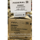Bulk 5.56x45 Ammo For Sale - 50 Grain Semi-Jacketed Frangible Ammunition in Stock by Federal - 500 Rounds