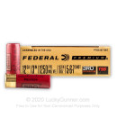 "Premium 12 Gauge Ammo For Sale - 3"" 1-3/4oz. #5/6/7 Shot Ammunition in Stock by Federal 3rd Degree - 5 Rounds"