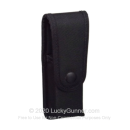 Fitted Pistol Single Magazine Case - Uncle Mike's - Black