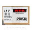 Cheap Wolf WPA Military Classic Ammo in a Spam Can - 7.62x39 123 grain HP Ammo - 700 Rounds