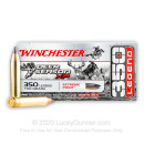 Premium 350 Legend Ammo For Sale - 150 Grain XP Ammunition in Stock by Winchester Deer Season XP - 20 Rounds