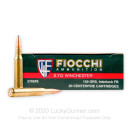Cheap 270 Win Ammo For Sale - 150 Grain PSP Ammunition in Stock by Fiocchi - 20 Rounds