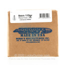 Bulk 9mm Bullets For Sale - 115 Grain RN DS Ammunition in Stock by Berry's - 1000 Count