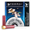 "12 ga - 3-1/2"" 1-3/8 oz #2 Waterfowl Load - Federal Speed Shok  - 25 Rounds"
