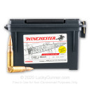 7.62 NATO Ammo - Winchester Ammo Can 147gr FMJ - 120 Rounds