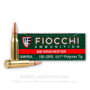 Cheap 308 Ammo For Sale - 150 Grain Ammunition in Stock by Fiocchi Extrema - 20 Rounds