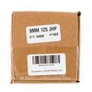 Bulk 9mm (.355) Bullets for Sale - 125 Grain JHP Bullets in Stock by Zero Bullets - 500